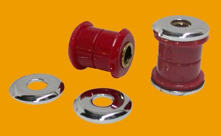 Heavy Duty Handlebar Riser Bushing Kit for 73/Later
