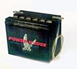 Battery (FL, FLH, 1965-1984, Ironhead electric 1967-1978)