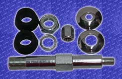 Upper Shock Stud Kit (FL, FX 1967-1972, for 1 shock)