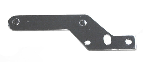 Tool Box Mounting Bracket (FX, FL With Foot Peg Block Welded To
