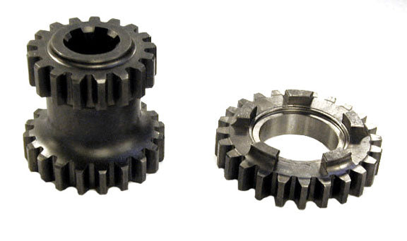 Wild Rider Close Ratio 1st Gear Set (Big Twin 1984-Earlier, 4 Sp