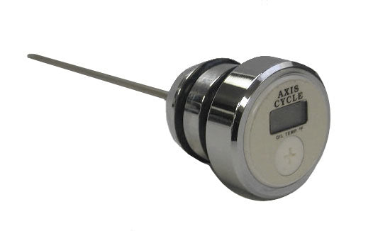 Digital Oil Temperature Gauge (FL, FX, XL With Plug-In Oil Cap)