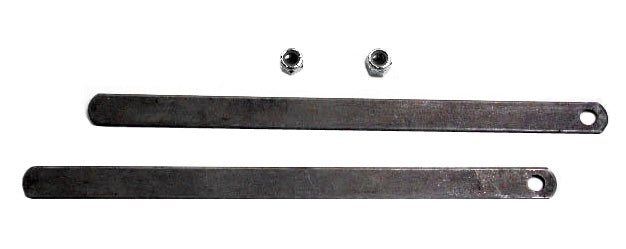 Cycle Shack Mounting Brackets (Pair of 12 Inch Universal Strap B
