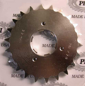 Countershaft Sprocket (22 Tooth, Big Twin 4 Speed 1980-Later)