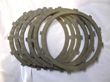 Clutch Kit For Big Twin (Late 1984-1989, 6 Friction Discs)