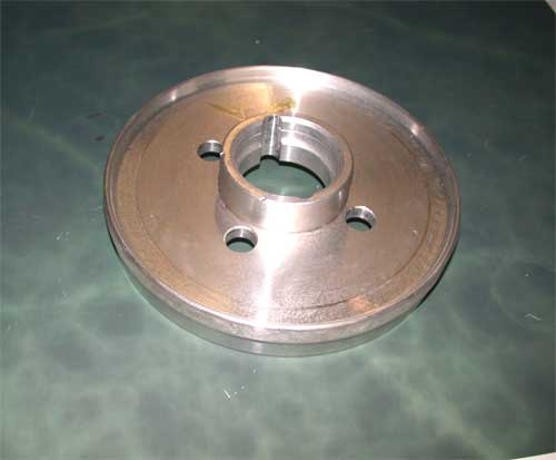 Clutch Pressure Plate (Big Twin Late 1984-1989)