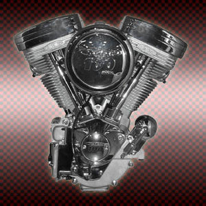 Rev-Tech 100 Cubic Inch Engine (Polished Finish, 2-Year, 20,000