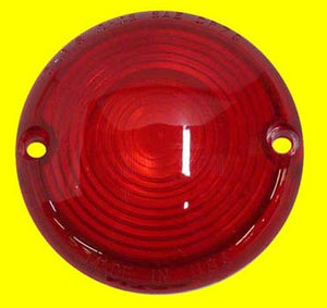 Replacement Red Lens For Directional Signal Light