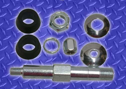 Upper Shock Absorber Stud Kit (FL, FLH 1958-1966)