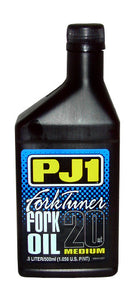 PJ1 Fork Tuner OIl (Medium, SAE 20W)