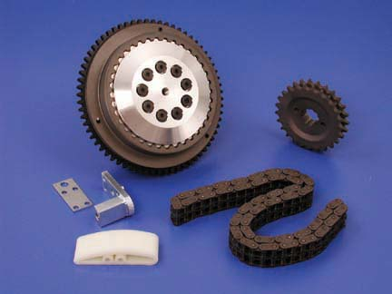 Kick Start Chain Drive Kit (Big Twin 1955-1983)