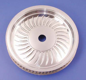 Sunburst Rear Pulley (65 Tooth, Polished, 1999-Earlier)