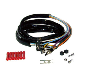 Handlebar Wiring Harness Kit For Big Twin, Sportster (Left Side)