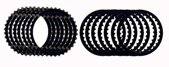 High Performance Clutch Kit for Big Twin & Sportster