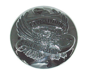 Eagle Gas Cap Cover (Chrome Plated, Late 1973-Later)