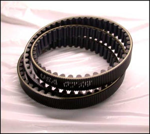 """Gates Rear Belt (1"""" Wide, 132 Tooth)"""