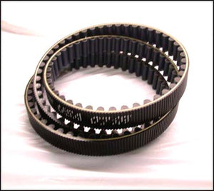 """Gates Rear Belt (1 1/8"""" Wide, 135 Tooth)"""