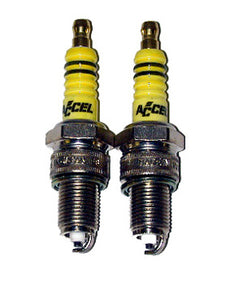 Accel Spark Plugs for Sportster Evo '86-Later and Twin Cam 88 Al