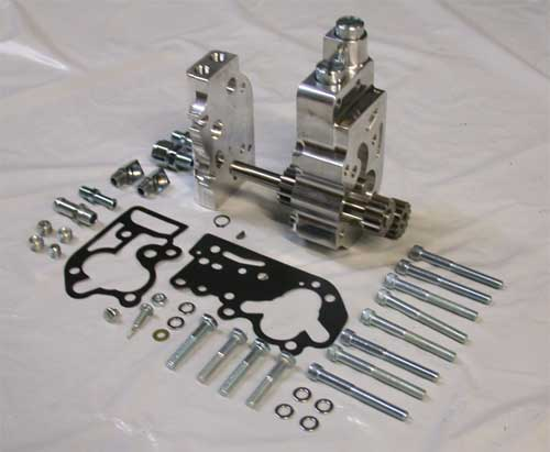S&S Billet Oil Pump Kit for Big Twin 1936-1972