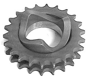 Compensating Sprocket for Big Twin 1970-1984 (23 Tooth)