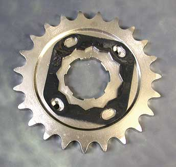 Countershaft Sprocket (Big Twin 1936-1979, 24 Tooth)