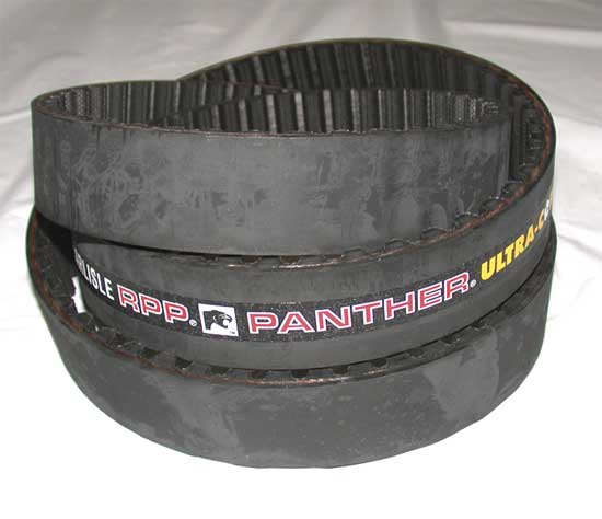 Panther Rear Belt (1991-Later Sportster, 128 Tooth)