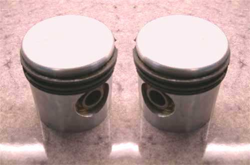 Pistons for 1932-Later 45ci-750cc (Standard)
