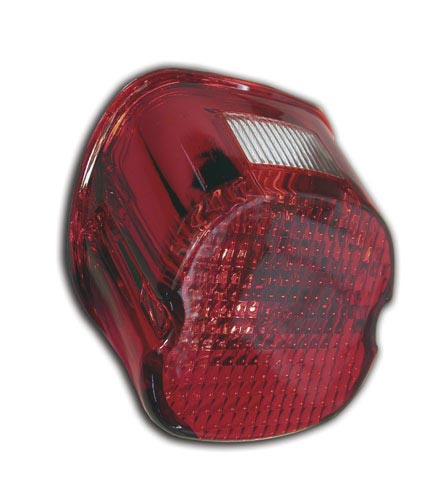 Laydown Style Taillight Lens For Most Models