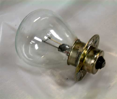 Standard Single Filament Bulb (6V)