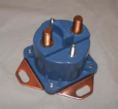 Blue Streak Starter Relay for Shovelhead & Ironhead