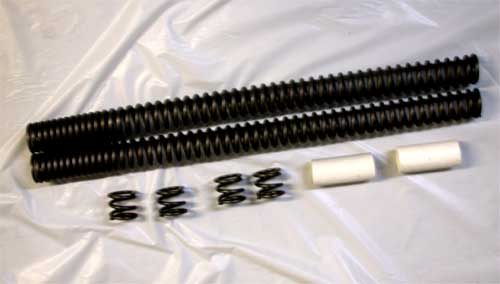 Fork Springs for All Models with Narrow Glide Front End (35mm, 1
