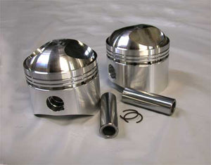 """Wiseco Piston Kit for Pan, Shovel (.040"""" OS)"""