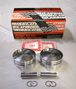 Wiseco Pistons for Sportster Evolution 1988-Later (1200cc, Std.)