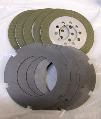 Kevlar Clutch Kit for Big Twin 1941-Early 1984
