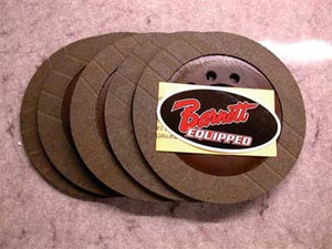 Barnett Clutch Kit for Big Twin 1941-Early 1984 (Wet or Dry)