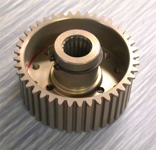 Inner Clutch Hub for Big Twin 1990-Later