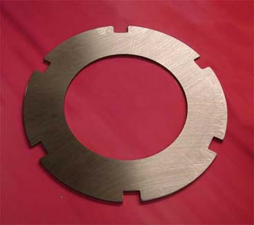 Clutch Steel Drive Plate for Big Twin Late 1984-1989