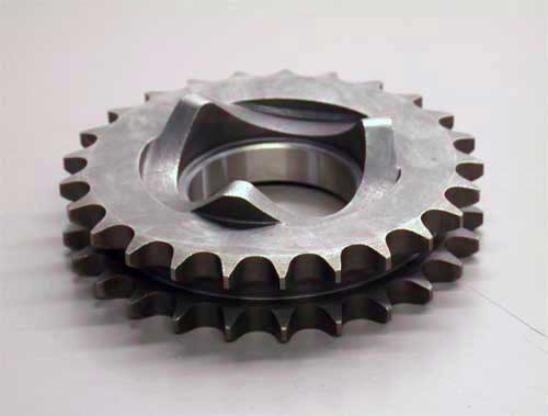 Compensating Sprocket for Softail 1994-Present (25 Tooth)