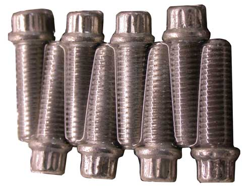 Base Lifter Screws (Cadmium Plated, 12 Point 1/4-24 Thread)