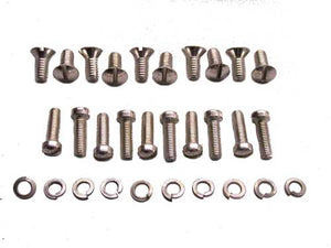 Derby Cover Screw Kit (Big Twin 1936-1964)