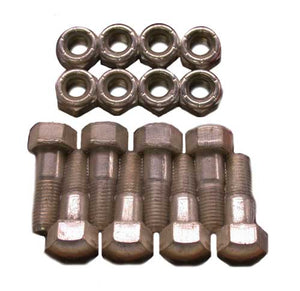 Brake Drum Bolt Kit With Lock Nuts (1952-1978, Right)