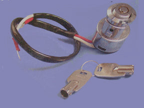 Barrel Style Ignition Switch (Sportster 1973-1994)