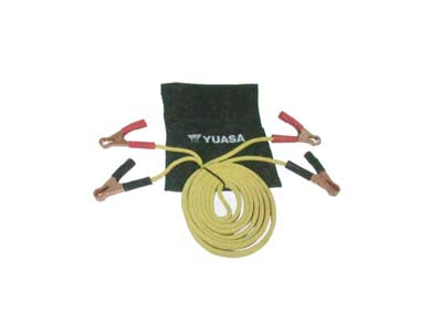 Jumper Cables for All Motorcycles (8 Foot)