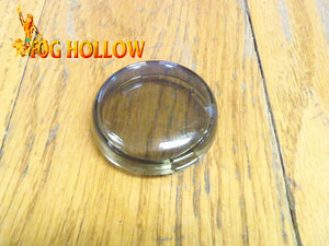 Smoked Turn Signal Lens for 2000 & Later Models