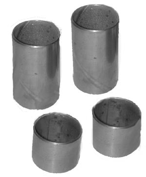 Front Fork Slider Bushing Kit (Big Twin, 41mm Forks)