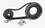 USA Made Belt Drive Kit for Big Twin (1979-1984, 1 1/2 inch, 11m