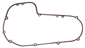 Outer Primary Cover Gasket (Big Twin 5 Speed, Silicone Beaded)