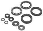 Fork gasket and seal kit (49-E77 FL FLH Shovelhead)