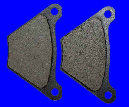 Disc Brake Pads Front And Rear (1972-1984)