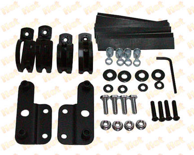 Windshield Mounting Kit (37.1mm To 41mm Forks)